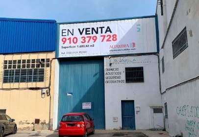 Nave industrial en calle del Río Millares, nº 2